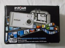Intova CP9 9.0MP Underwater Digital Camera with carrying case