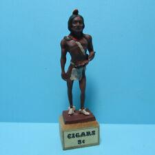 Dollhouse Miniature Exquiste Cigar Store Indian Statue MUL1092
