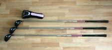 Wilson Staff LUXE Golfschlager 3,5,7 Satz, Proforce V2, L-Flex, RH, Graphit! TOP