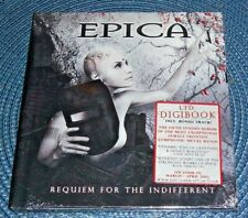 EPICA – REQUIEM FOR THE INDIFFERENT LIMITED EDITION DIGIBOOK