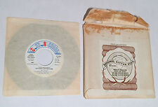 Rare National Cotton People Hymn Walt Pascoe 45 RPM 1970's FREE SHIPPING