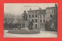 Postal- Verdun Bombardearon - Plaza Cámaras (J7851)