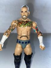 WWE Mattel Elite CM Punk Wrestling Figure 2012 TRU PPV Exclusive RAW NXT MMA