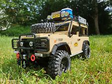 Lego MOC Bauanleitung Instructions Land Rover Defender 90 Camel Trophy (42110)