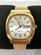 Vintage HAMILTON 707007-14 Men's Swiss-Made Quartz Wristwatch - Working Great!