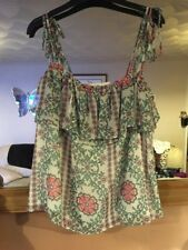 BNWT George Floral Cami Strappy Top Size 8