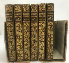 Complete works of Shakespeare in...
