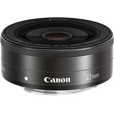 Canon EF-M 22mm F2 STM Lens EF-M Mount