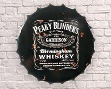Peaky Blinders Metal Retro Bottle Top Free p&p