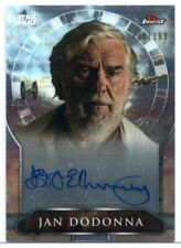 IAN MCELHINNEY as Jan / Star Wars Finest (2018) Autograph Card RA-IM 170/199
