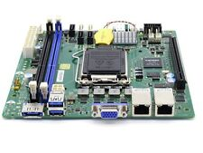 MSI Server Workstation mini-ITX Motherboard 1150 PCIe Intel Xeon E3-1200v3 CPU