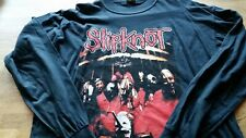 Slipknot Concert Tour Long/Sleeve T-shirt Vintage XL Excellent Condition