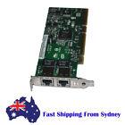 Intel SUN PCI-X Dual Port Gigabit Network Adapter Card NIC PN 371-0911-02