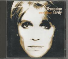 FRANCOISE HARDY - Clair obscur - CD 2000 USATO OTTIME CONDIZIONI