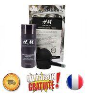 Top Poudre de Cheveux Densifiant Kératine ANTI CALVITIE Compatibilité Universel