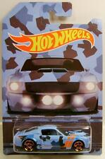 1967 '67 SHELBY GT500 MUSTANG HOT WHEELS CAMO CAMOUFLAGE SERIES 2015 DIECAST 2/6