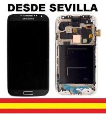 Pantalla Completa Para Samsung Galaxy S4 S IV GT-i9505 Lcd Tactil Marco Negra