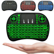 Wireless Keyboard Remote Control+ MOUSE i8 Mini-PC Android google TV Box ps3 ps4
