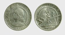 s537_49) San Marino Vecchia Monetazione (1864-1938) 5 LIre 1932