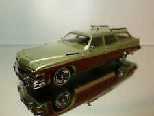 NEO SCALE MODELS 1:43 - BUICK WAGON WOODY - RARE COLOR -  EXCELLENT CONDITION 28