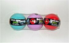ANGRY BIRDS SPACE TINY TOPPERS LOT OF (3) PACK CAPSULES GREAT PENCIL TOPPERS NEW