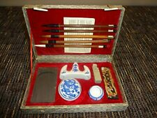 Chinese Calligraphy deluxe set