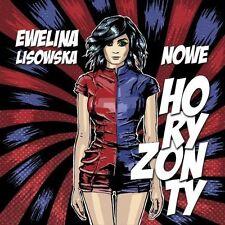 NOWE HORYZONTY Lisowska Ewelina CD POLISH POLSKI