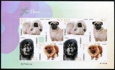 China Stamp 2006-6 Dogs( 宠物犬) M/S MNH