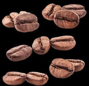 100g~500g Vietnam Coffee Beans Vietnam Baking Charcoal Roasted Slimming Coffee