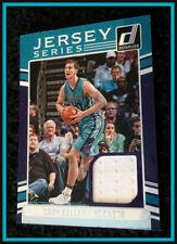 Charlotte Hornets Game Used NBA Memorabilia