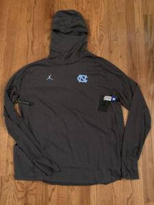UNC North Carolina Tar Heels Nike Jordan BALA Hoodie 3XL NWT $90 Carbon