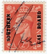 (I.B) George VI Commercial Overprint : Southern Gas Board