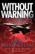 Without Warning 2009 by John Birmingham 1433260816 Ex-library