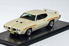 NEO Pontiac GTO The Judge 1970 WHITE 1:43 (45985)