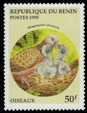 "BENIN 781 - Spotted Dove ""Streptopelia chinensis"" (pf11929)"