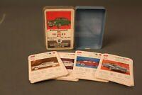 Auto Quartett Schmid Kartenspiel III/86 Münchner Spielkarten Oldtimer 60er