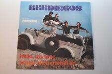 """Herdiegos-Hello, My Love - 7"""" Procom"""