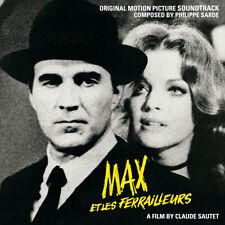 MAX ET LES FERRAILLEURS / VINCENT, FRANCOIS, PAUL (MUSIQUE)- PHILIPPE SARDE (CD)