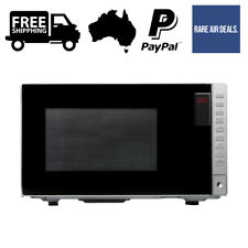 25L Litres 2400W Convection Microwave Oven Turntable 10 Auto Menu Push Door 900W