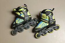 used Schwinn Adjustable Fit Switcher Skates (in line only) youth Sizes 1-4