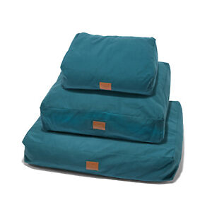 Small Dog Bed - Anti-Allergy, Durable - Removable Washable Cover - Very Cosy