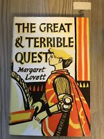 The Great and Terrible Quest , Margaret Lovett , Genuine Hardback First Edition