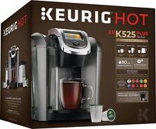 Keurig Hot 2.0 K525 Plus K-Cup Machine Coffee Maker Brewer | BRAND NEW