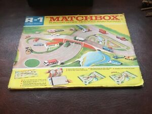 Matchbox Lesley. Model  No1 Roadway with fold away Flyover