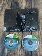 Xbox 360: Batman Arkam orígenes * * caso de estaño