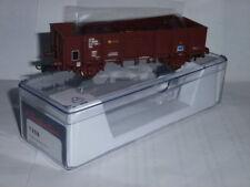 0176-Electrotren ref.1258 vagón abierto X-1 Ep. IV-V rojo óxido H0 - 1/87