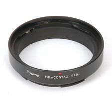 For Hasselblad lens to Contax 645 Adapter
