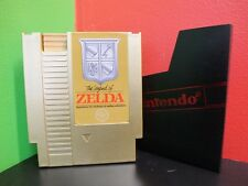 The Legend of Zelda Gold NES Cartridge CANTEEN Flask Nintendo 8oz