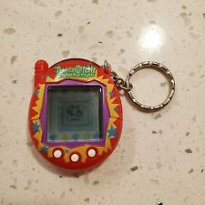 Tamagotchi Connection V3 Red - Tested, Working!