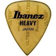 IBANEZ UL17H Pick made of Ultem 1.00mm Heavy Teardrop 10 set